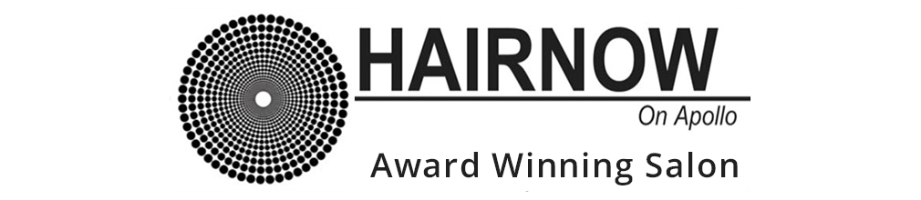 HairNow on Apollo Ltd 09-478 5379 Logo